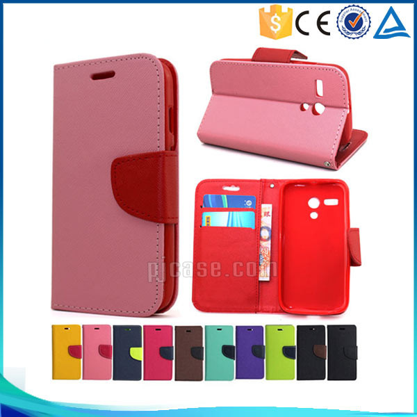 Mobile phone accessory pu magnetic leather flip cover for Huawei Ascend Mate 8 case
