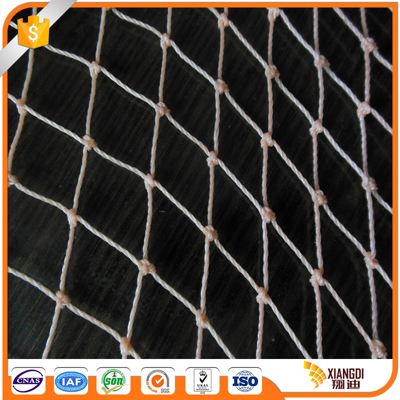 Skillful Manufacture fishing net nylon monofilament for small fish