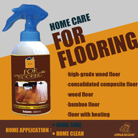 Environmental protection Wood floors of the house to protect the nano coating