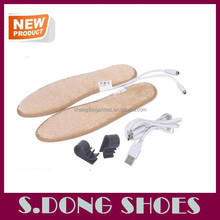 Latest high quality cheap electric heat insoles wholesale