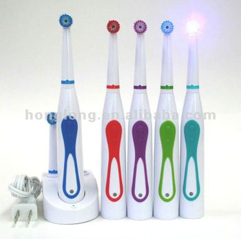 @Led light Rechargeable Toothbrush HL-228A
