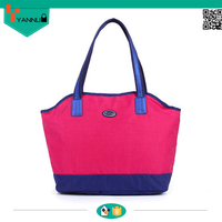 fashion women waterproof nylon trendy lady crossbody bag shopping bag wholesale