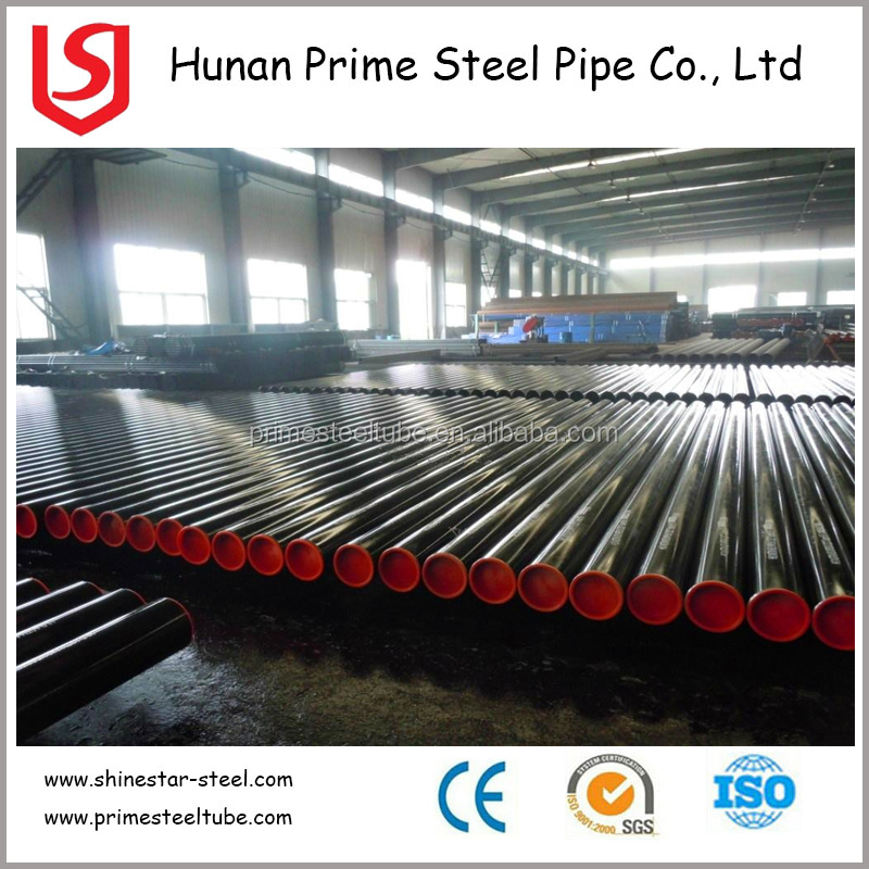ms black welded gi pipes/ tubes/ASTM A53 Grade B Low Carbon Erw Welded Mild Steel Pipes