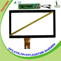 "I2C or usb or spi ctp interface 3.5,4.3,5,7"" capacitive touch screen"
