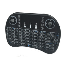 OEM New Trending Multi-function Mechanical Mini Wireless Touchpad Gaming Keyboard