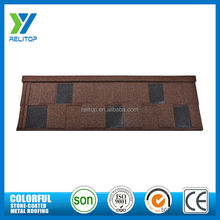 Stone chip coated steel roof tile / Shingle roof tile manufacture