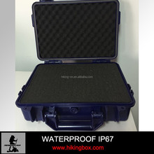 IP67 waterproof plastic protective camera equipment case