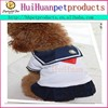 100% cotton sexy dog clothes for small dog