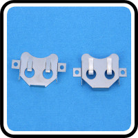 SMD SMT CR2032 metal battery holder