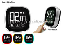 New design touch screen count down timer S013B CE ROHS