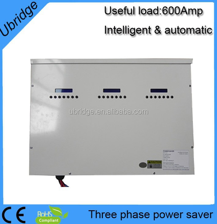 energy power saver system with soft(Chip) and Current Transform