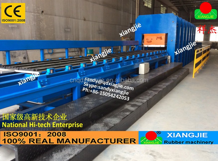 3 times efficiency new technical retread tyre plate vulcanizing press-national high tech enterprise