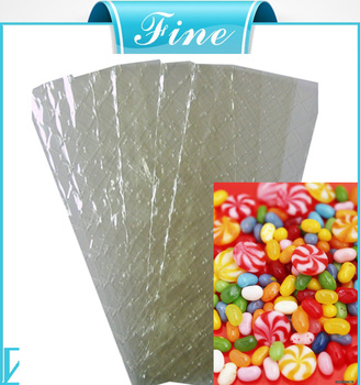 Edible Gelatin Sheets For Sweet/Candy