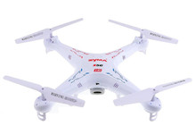FPV Quadcopter 2.4Ghz RC RTF 2MP HD Camera with Battery and Charger Drone Syma X5C
