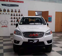 Chinese JAC 4wd diesel double cabin pickup for sale