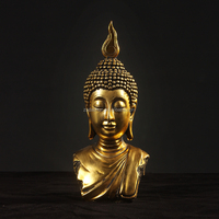 Miniature polyresin buddha statue Buddha figure Decorative figures