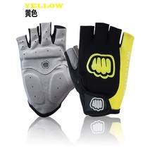 Outdoor Sportswear Protective gloves half finger bike cycling gloves with good quality