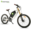 Rear view mirror 48v 2000w electric bike for sale
