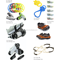 Safety Protect Kids Ice Walkers For Shoes