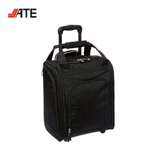 Wholesale Black Large Capacity Fancy Luggage Travel Bags Trolley