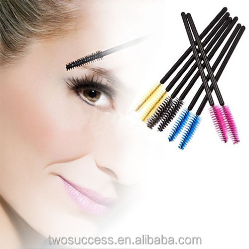 Eyelash Makeup brushes Mascara Wands tool disposable eyelash brush cosmetic