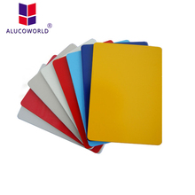 Alucoworld cheapest caravan wall cladding material aluminum cladding sheets