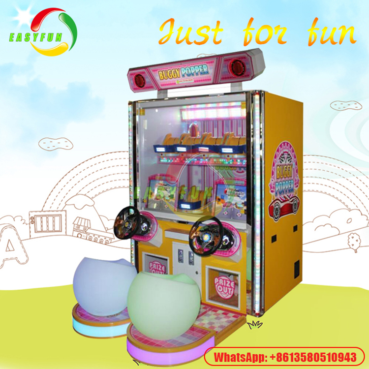 Indoor Amusement Theme Park Double Player Electronic Crane Claw Arcade Game Machines Malaysia