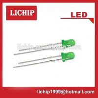 (LED Special)DIP LED Round/Square Head 3mm RGB