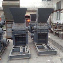 Double Stage Crusher Hammer Mill for the gangue , Coal, Slag