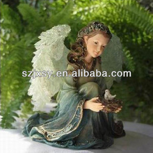 The Most fashion abstract resin sculpture /famous angel statue