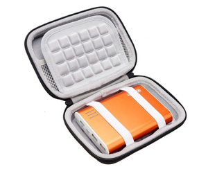 Top selling wholesale cheap custom hard tool case zipper, eva hdd case