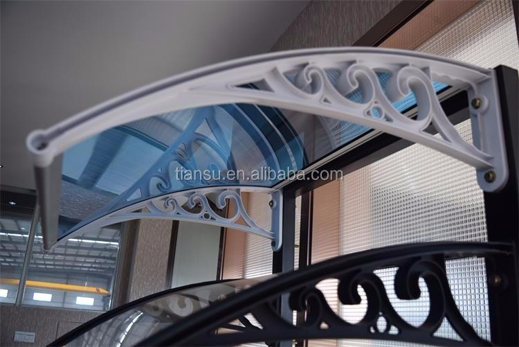 High-quality outdoor diy polycarbonate canopy/awning