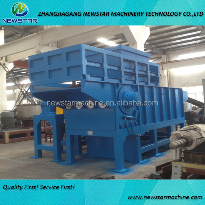 One shaft shredder plastic price