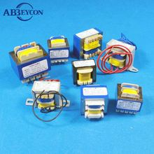 EI 220V to 12v encapsulated AC/DC PCB mount power electronic transformer made in China