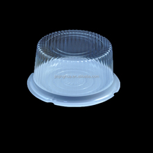 Cheap Disposable clear Plastic Cake Boxes as your request