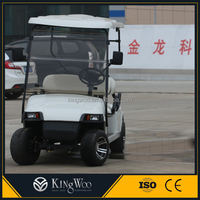 Kingwoo cheap 4 person 48 volt folding golf cart
