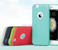New Soft Silicone TPU Candy Color Back Phone Case Cover For Apple Iphone6