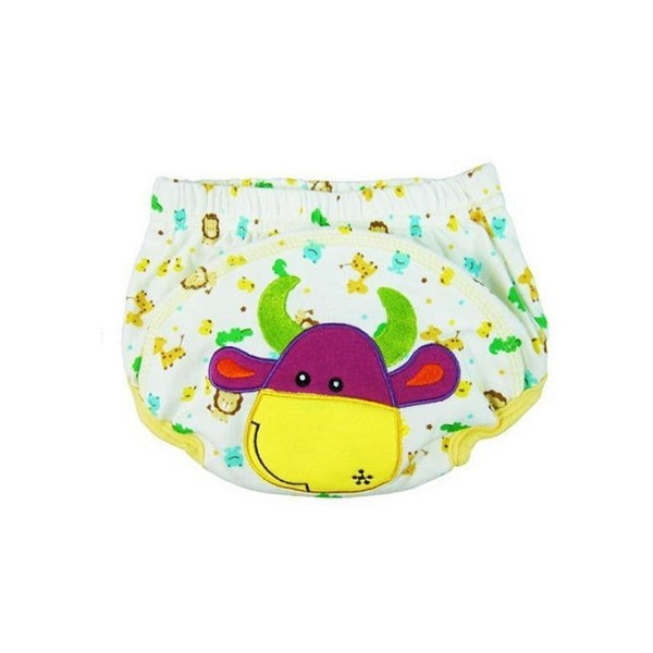 Baby/Infant Cotton Waterproof Reusable Nappy Diaper Training Pants