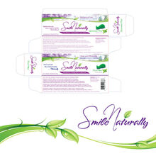 Natural Spearmint Toothpaste