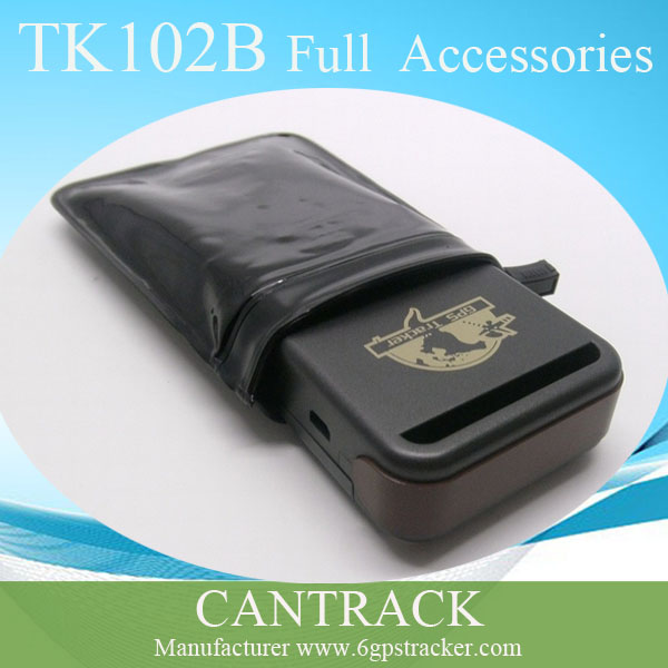 mini Tracking device for personal/vehicle gps tracker TK102