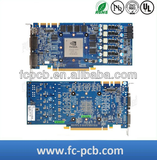 Main PCBA Control Board Assembly