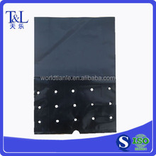 LDPE material planting bags,factory cheap plastic nursery grow bag for tree growing