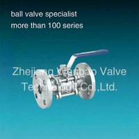 3pc flanged ball valve wabco valve