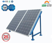 Photovoltaic Solar Panels 130W monocrystalline CE approved