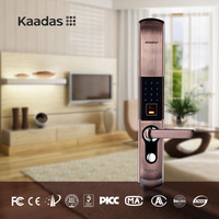 Kaadas 6113-1G High quality High security keyless lock electronic door lock smart lock for office/home