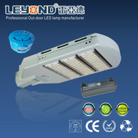 High Power 3 Years Warranty led street light fitting