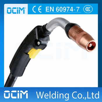MIG Welding Gun Q Gun Air Cooled Welding Torches 400Amp