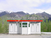Beijing Landwasher portable toilet with shower room