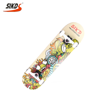 New brand 2017 the most beautiful skateboard
