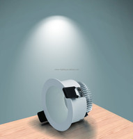 Anti-glare cob 8w led downlight supplied by China manufacturer